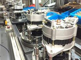 爪极应用-汽车发电机重要零件之一