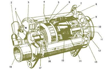汽车发电机