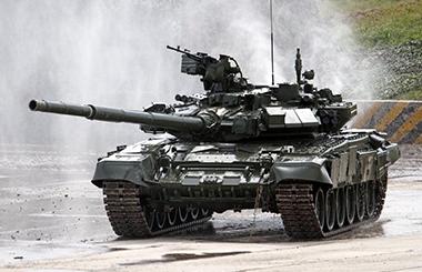 锻件在兵器工业中占有极其重要的地位